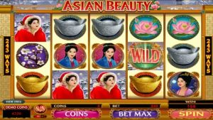 Asian Beauty casino slot